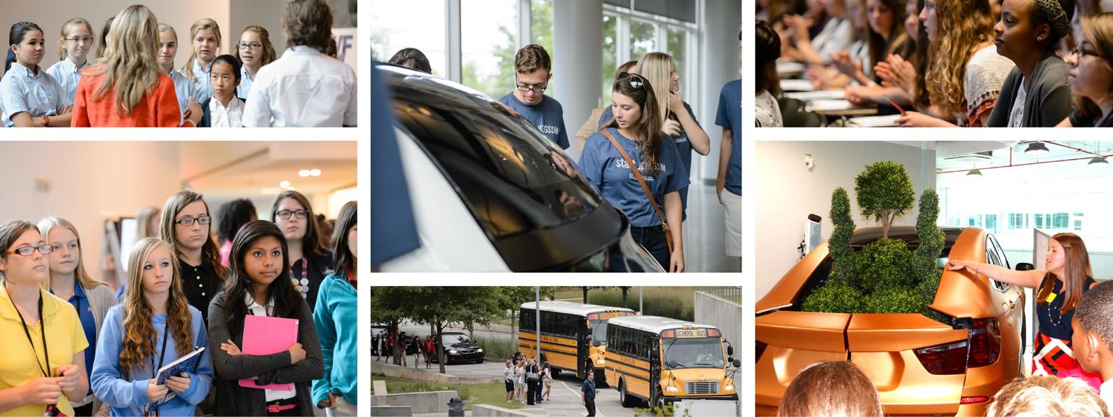 Clemson University K-12 engagement